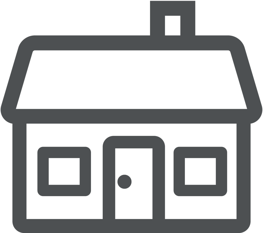 Holiday Cottage Icon